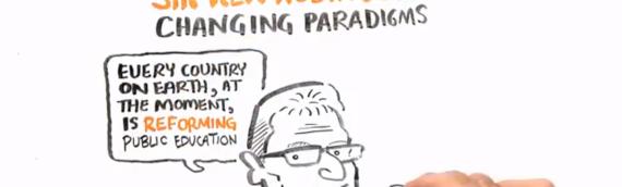 Changing Education Paradigms – Sir Ken Robinson