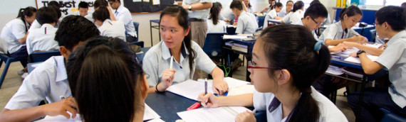 "Singapore's Education Success: ""Teach Less, Learn More"""